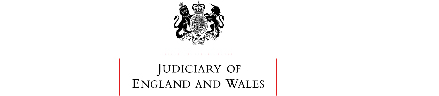 judiciary of england and wales logo