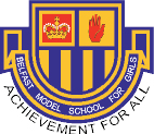 Belfast Model School for Girls logo