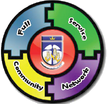Full Service Community Network logo
