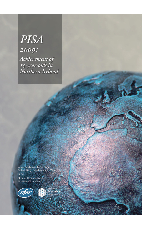 PISA 2009: Achievemant of 15 year olds in NI