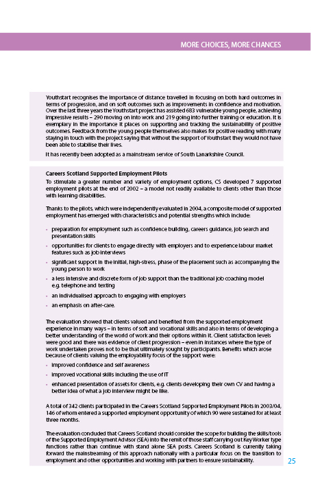 Committee for employment and learning report inquiry into young scottish neets strategy yadclub Image collections