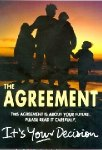 Front Cover of Agreement Document