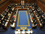Plenary Session of the Northern Ireland Assembly