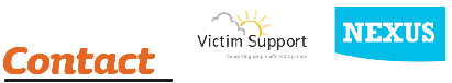 Contact Victim Support Nexus submission