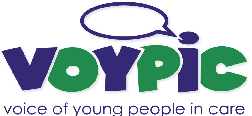 Voice of Young People In Care logo